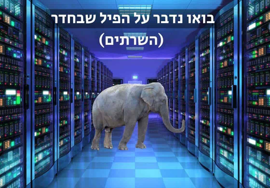 הפיל שבחדר