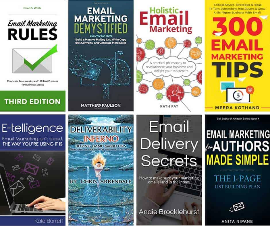 email marketing books